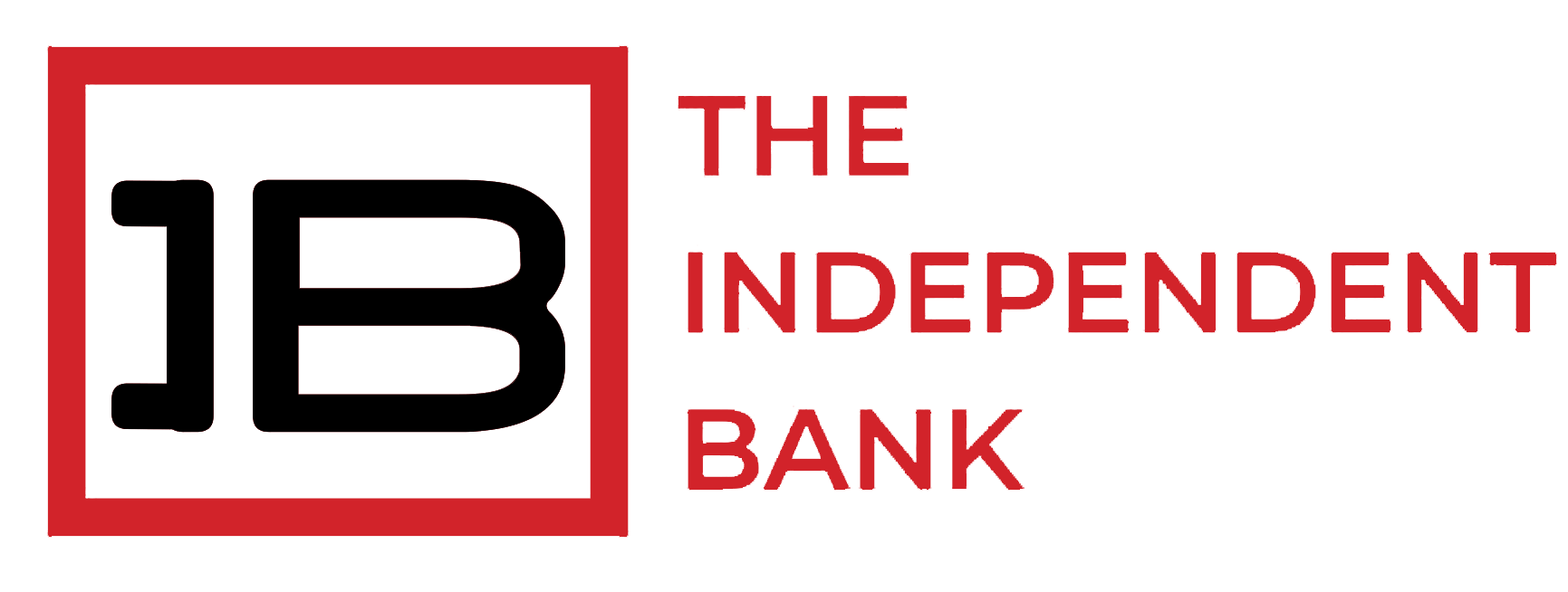 The Independent Bank Logo